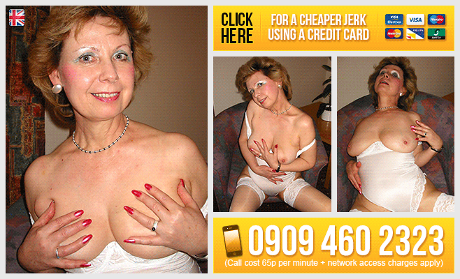 Dirtiest British Granny Sex Lines Online